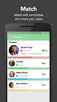 Voter apk screenshot