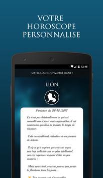 Mon Horoscope - Lion poster