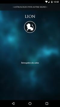 Mon Horoscope - Lion apk screenshot