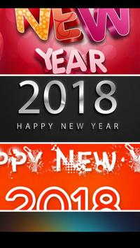 New Year 2018 Wallpapers HD apk screenshot