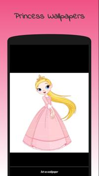 Princess Wallpapers HD apk screenshot