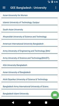 GEE Bangladesh screenshot 7