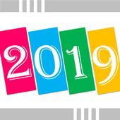 Calendario italiano 2019 icon