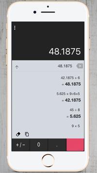 Calculator iPal screenshot 1