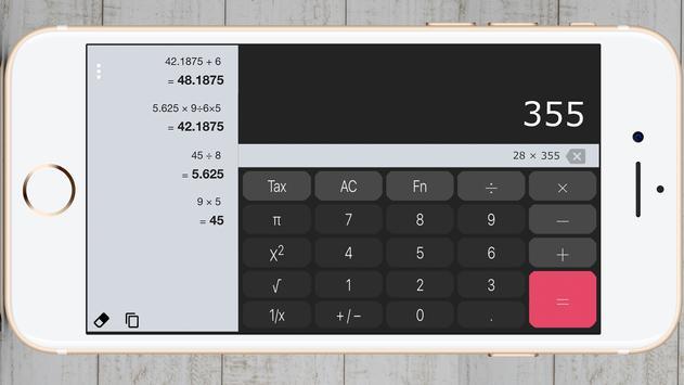 Calculator iPal screenshot 3