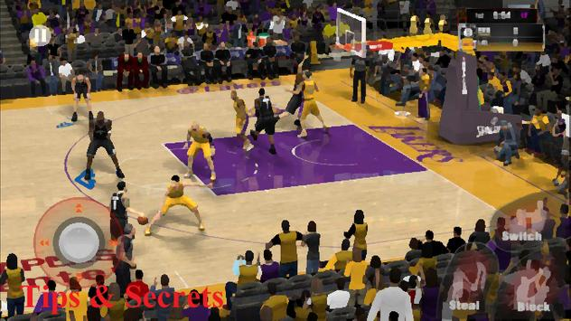 Guide for NBA 2K16 apk screenshot