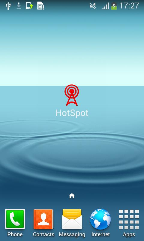 WiFi Hotspot Widget for Android - APK Download
