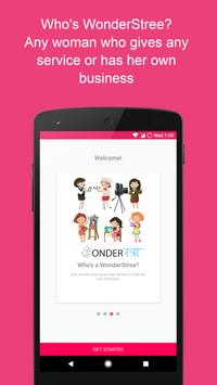WonderStree poster