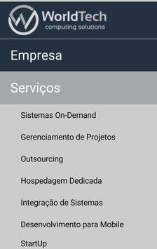 WorldTech apk screenshot