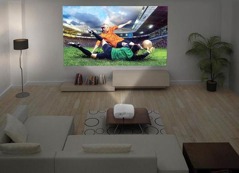 Wallpaper on the home screen screenshot 4