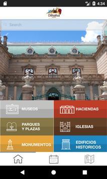 Chihuahua Capital poster