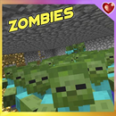 APK Zombie city map for minecraft