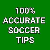 100% ACCURATE SOCCER TIPS icon