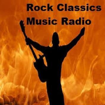 Rock Classics Music Radio poster