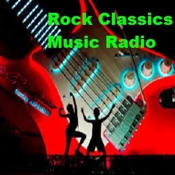 Rock Classics Music Radio screenshot 1
