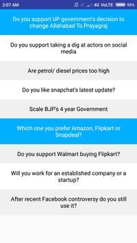 The Poll - Desh ka Mood screenshot 1