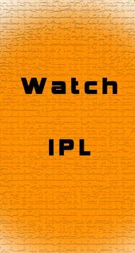 2017 IPL;Fixture,Stream,Ticket apk screenshot