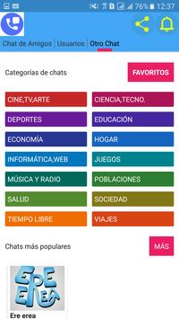 Chat de Amigos screenshot 3