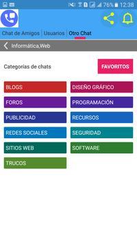 Chat de Amigos screenshot 4