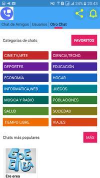 Chat de Amigos screenshot 7