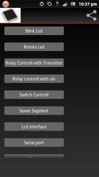 Pic MicroController Programs screenshot 1