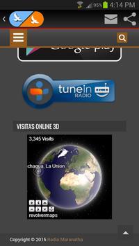 RadioMaranatha.org screenshot 6