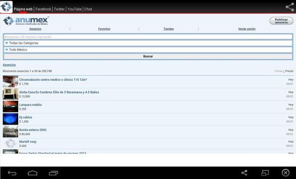 Anumex apk screenshot