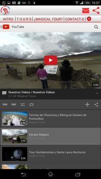 Magical Tours Chile screenshot 4