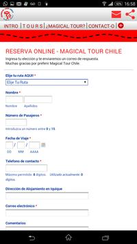 Magical Tours Chile screenshot 5
