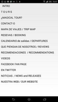 Magical Tours Chile screenshot 6