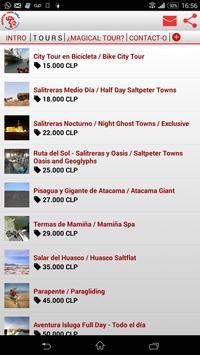 Magical Tours Chile screenshot 2