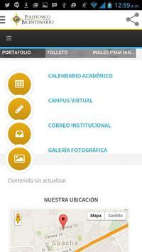 Politécnico Bicentenario apk screenshot