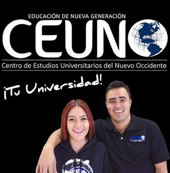 CEUNO ¡Tu Universidad! apk screenshot