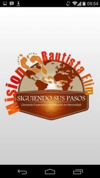Iglesia Bautista Elim poster
