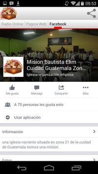 Iglesia Bautista Elim screenshot 3