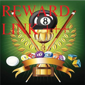 8 ball pool reward link+lite icon