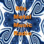 80s Metal Music Radio icon