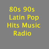 80s 90s Latin Pop Hits Music Radio icon