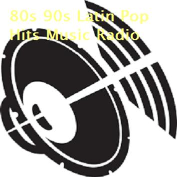 80s 90s Latin Pop Hits Music Radio apk screenshot