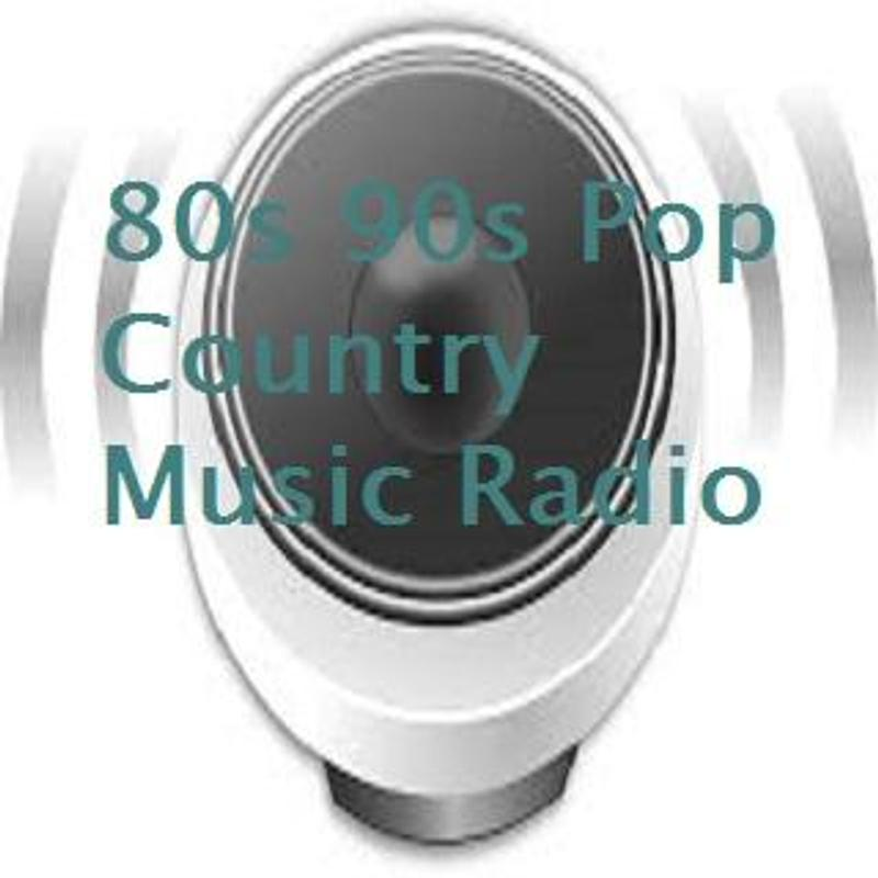 80s 90s Pop Country Music Radio 3