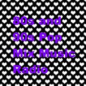 80s and 90s Pop Mix Music Radio icon