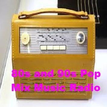 80s and 90s Pop Mix Music Radio apk screenshot
