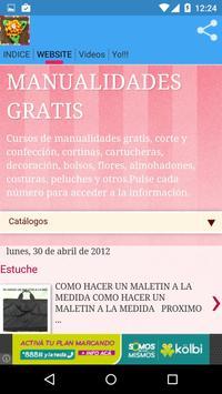Manualidades Norma apk screenshot