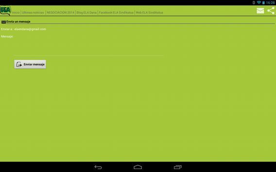 ELA Dana Pamplona V3 apk screenshot