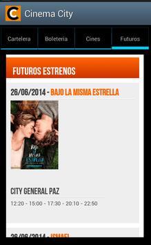 Cinema City apk screenshot