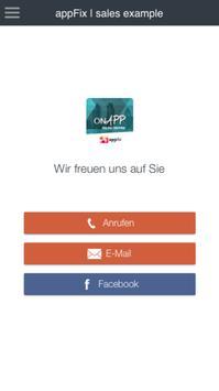 onAPP Sales Edition apk screenshot