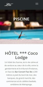 Hôtel Coco Lodge poster