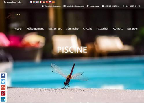 Hôtel Coco Lodge apk screenshot