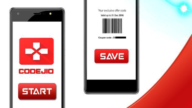 My Code Jio Barcode Generator Tips and Advice screenshot 1