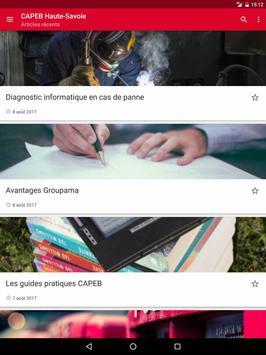 CAPEB Haute-Savoie screenshot 1